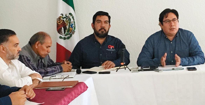 Reunión. El Colegio de Ingenieros Civiles expuso a colegios y asociaciones avances en peritaje sobre socavón de Paso Express.