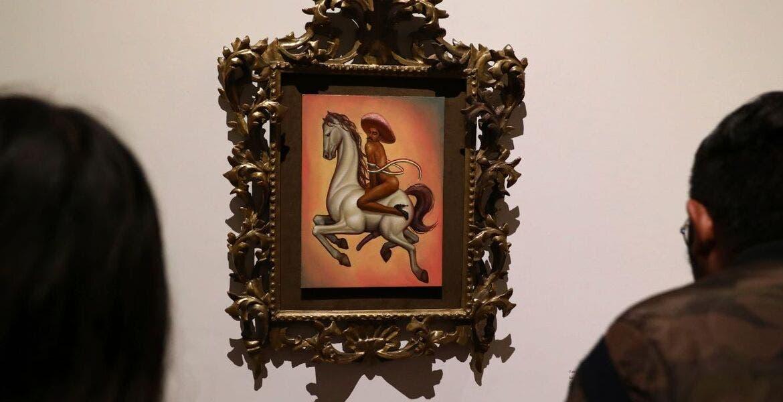 Comunidad LGBTTTI exige libertad artística tras ser golpeados a causa de pintura de Zapata