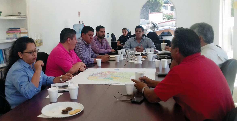 Estrategia. Lo que prentenden las autoridades es trabajar con los vecinos para recuperar lugares de esparcimiento en favor de la paz.