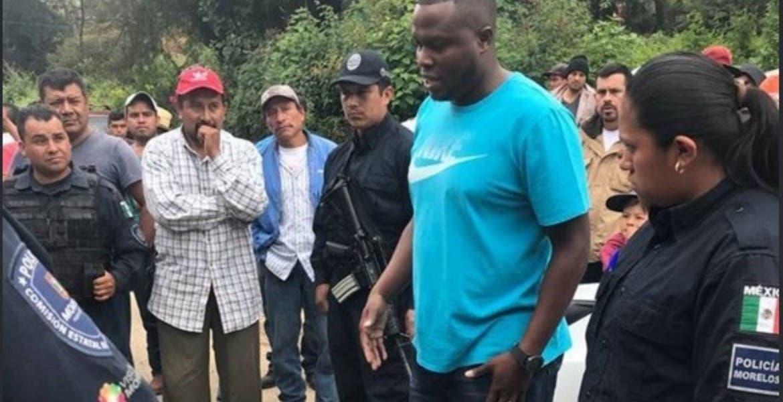 Pobladores intentan linchar a presunto delincuente 'colombiano' en Tetela de Volcán