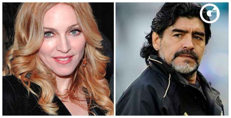 Confunden a Madona con Maradona y terminan anunciando su muerte