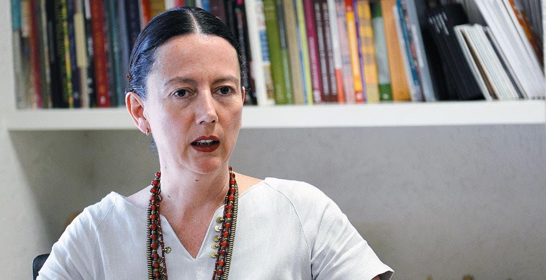Cristina Faesler, secretaria de Cultura