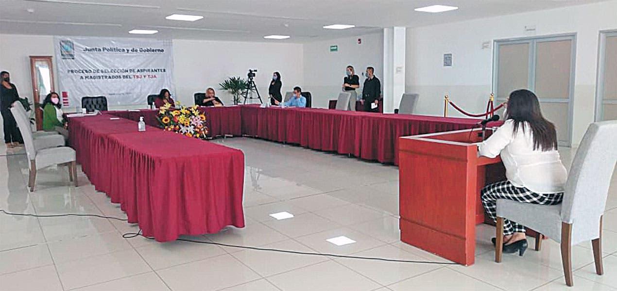 Proponen en Morelos examen de oposición para elegir magistrados