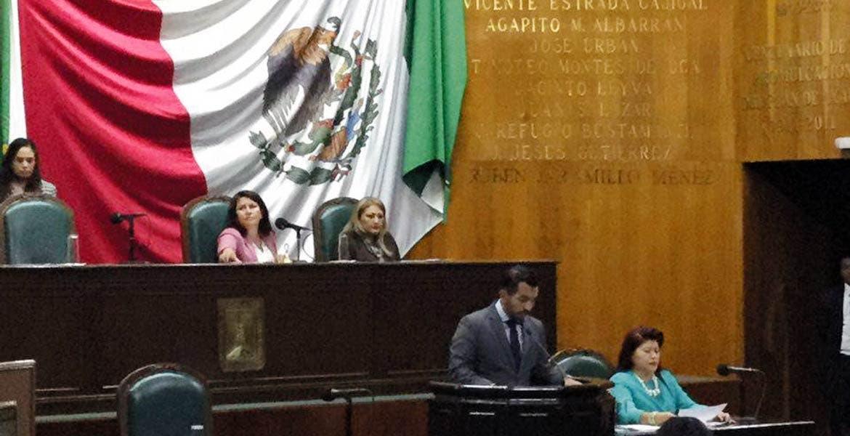Propuesta. El legislador Francisco Santillán Arredondo aseguró que la base de datos digital permitirá una mejor identificación.