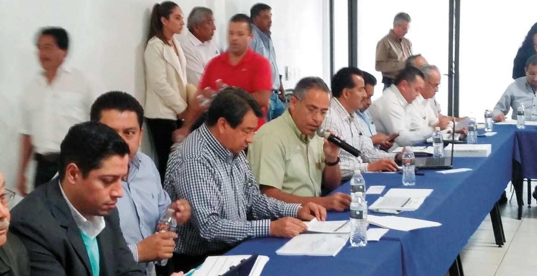 Tarea. Realizan primera sesión del Consejo Estatal de Desarrollo Rural.