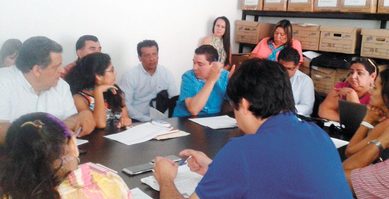 Aprobación. Las autoridades del Ayuntamiento de Cuernavaca priorizan la obra pública para colonias con alto índice de marginación.