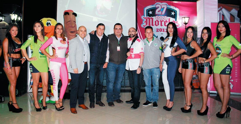 Presentan en La Casona de Morelos la XXVII edición de este importante torneo