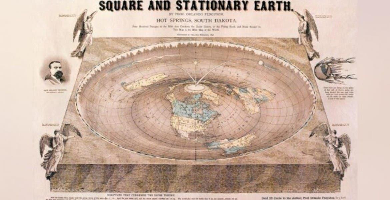 Defensores de que la Tierra es plana celebran su primer congreso