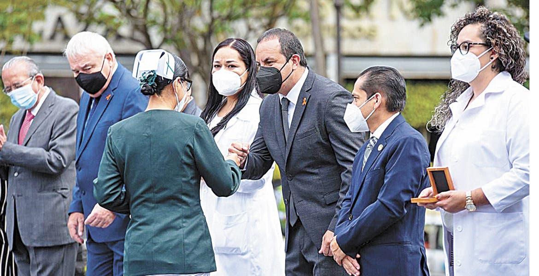 Conmemoran en Morelos 110 Aniversario de Revolución Mexicana