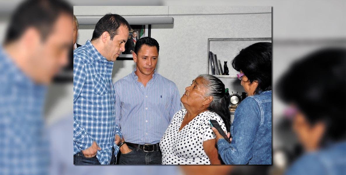 Trabajo. El alcalde de Cuernavaca, Cuauhtémoc Blanco, solicita que se denuncie cualquier intento de actos de corrupción con empresarios, y en trámites ante el Ayuntamiento.