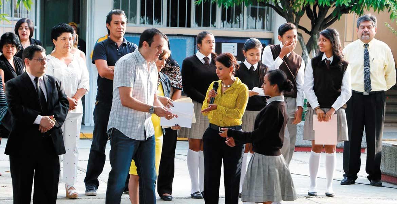El alcalde Cuauhtémoc Blanco Bravo prevé un panorama más difícil para 2017.
