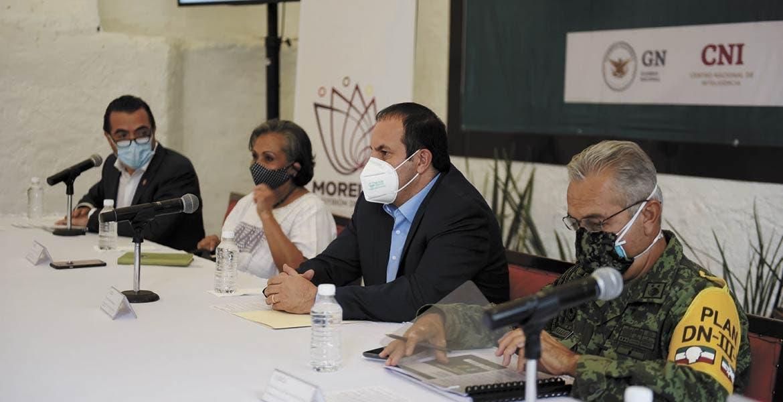 Destaca Morelos a nivel nacional por acciones contra COVID-19