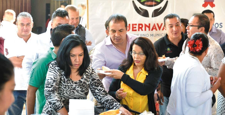 Se harán los ajustes necesarios para reducir el gasto corriente y ya se encuentran analizando en qué áreas se aplicará el plan de austeridad.- Cuauhtémoc Blanco, alcalde de Cuernavaca