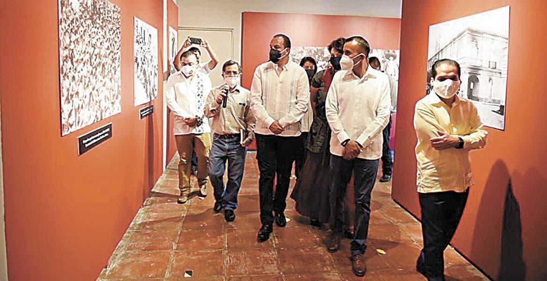 Exhiben rostros del zapatismo; inaugura Ejecutivo la muestra en Morelos