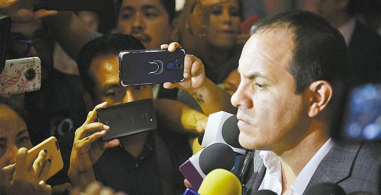 Anuncia Ejecutivo de Morelos para febrero primer mensaje de Gobierno