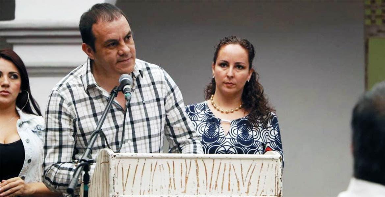 Postura. El alcalde Cuauhtémoc Blanco dijo que se defenderá con los recursos legales disponibles para que no le impidan seguir estando en el cargo.