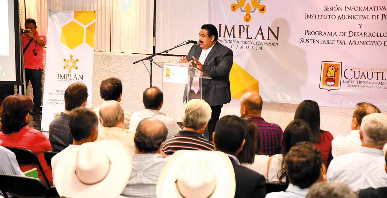 Pionero. El municipio se convierte el único en el estado en contar con un Instituto Municipal de Planeación.