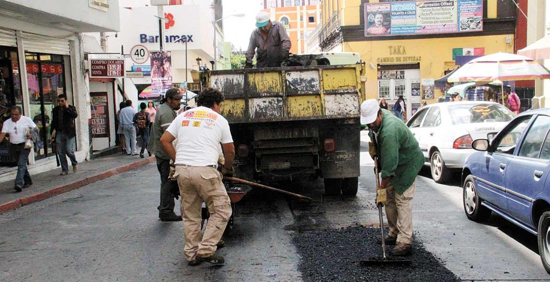 En breve. Será en las próximas semanas cuando comiencen a realizarse las obras en las calles de Cuernavaca.
