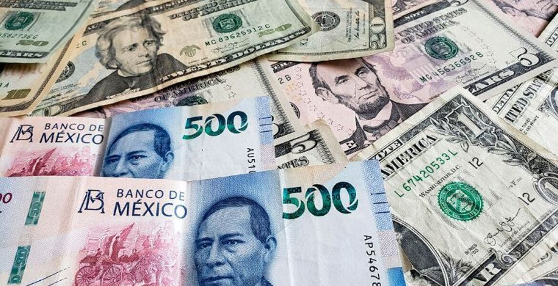 Precio del dólar frente al peso, hoy 23 de marzo