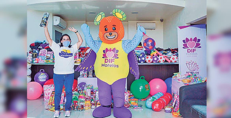 Celebra DIF Morelos Día Internacional de los Voluntarios