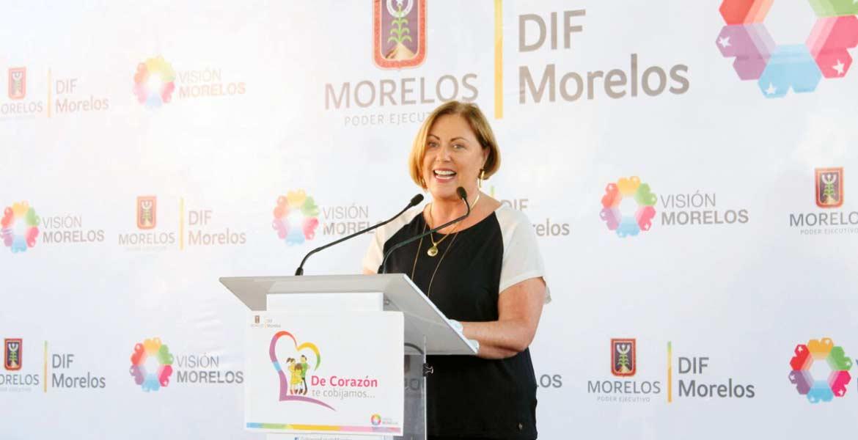 La presidenta del DIF estatal, Elena Cepeda, aseguró que en el programa participan 21 dependencias.