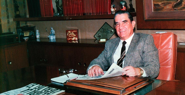 Aportación. Don Federico Bracamontes sembró históricamente el Día del Abogado, con galardones y reconocimientos para los juristas más destacados del país.