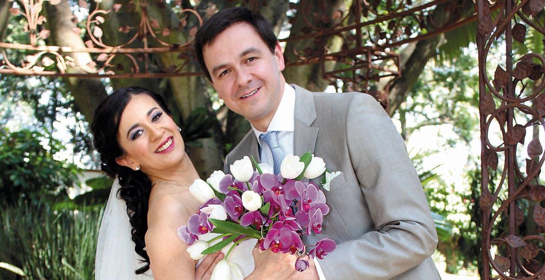 Denise Pérez y Antonio Martínez de la Vega.