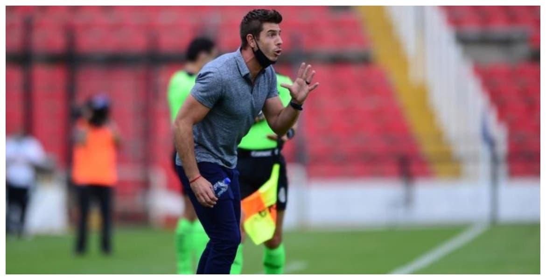 Héctor Altamirano se convierte en nuevo técnico del Querétaro