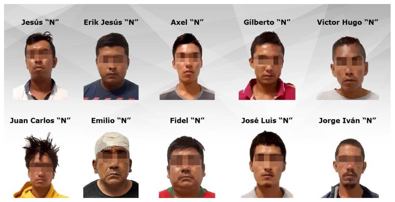 Detienen a 78 secuestradores que mantenían tomada caseta en Morelos