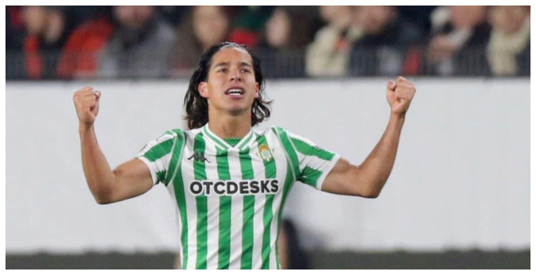 Diego Lainez es buscado por 4 equipos, tras estar como transferible por el Betis