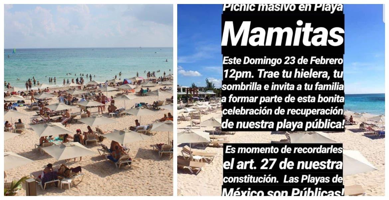 Mamita's Beach Club pidió disculpas a jóvenes arrestados, picnic masivo sigue en pie