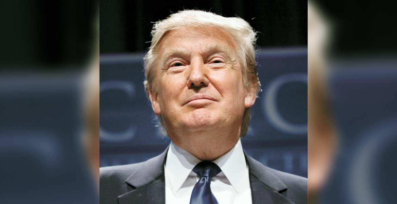 Trump. El 8 de noviembre definirán en EU el sitio de Donald Trump.