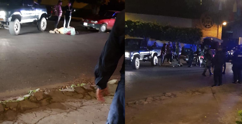 Atacan a balazos a un sujeto en Cuernavaca