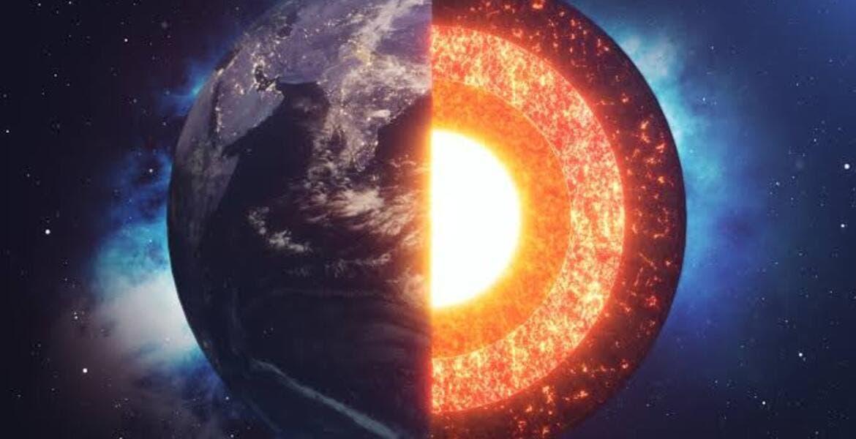 Encontraron estructuras extrañas al interior del planeta, cerca del núcleo — Tierra