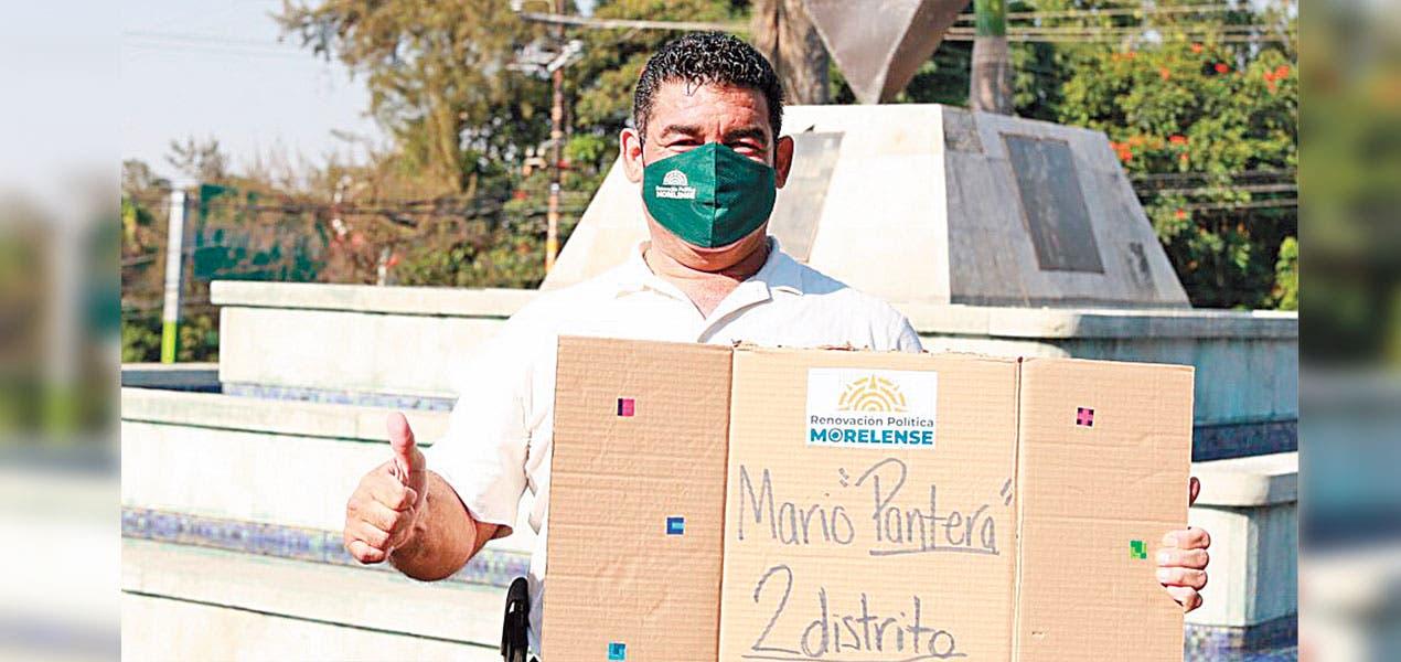 Breves de política en Morelos
