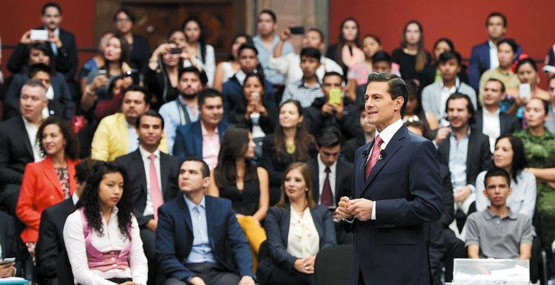 Reclamo. Las pérdidas económicas por bloqueos de la CNTE siguen por la falta de resolución del gobierno, reprochan al Presidente Enrique Peña Nieto.