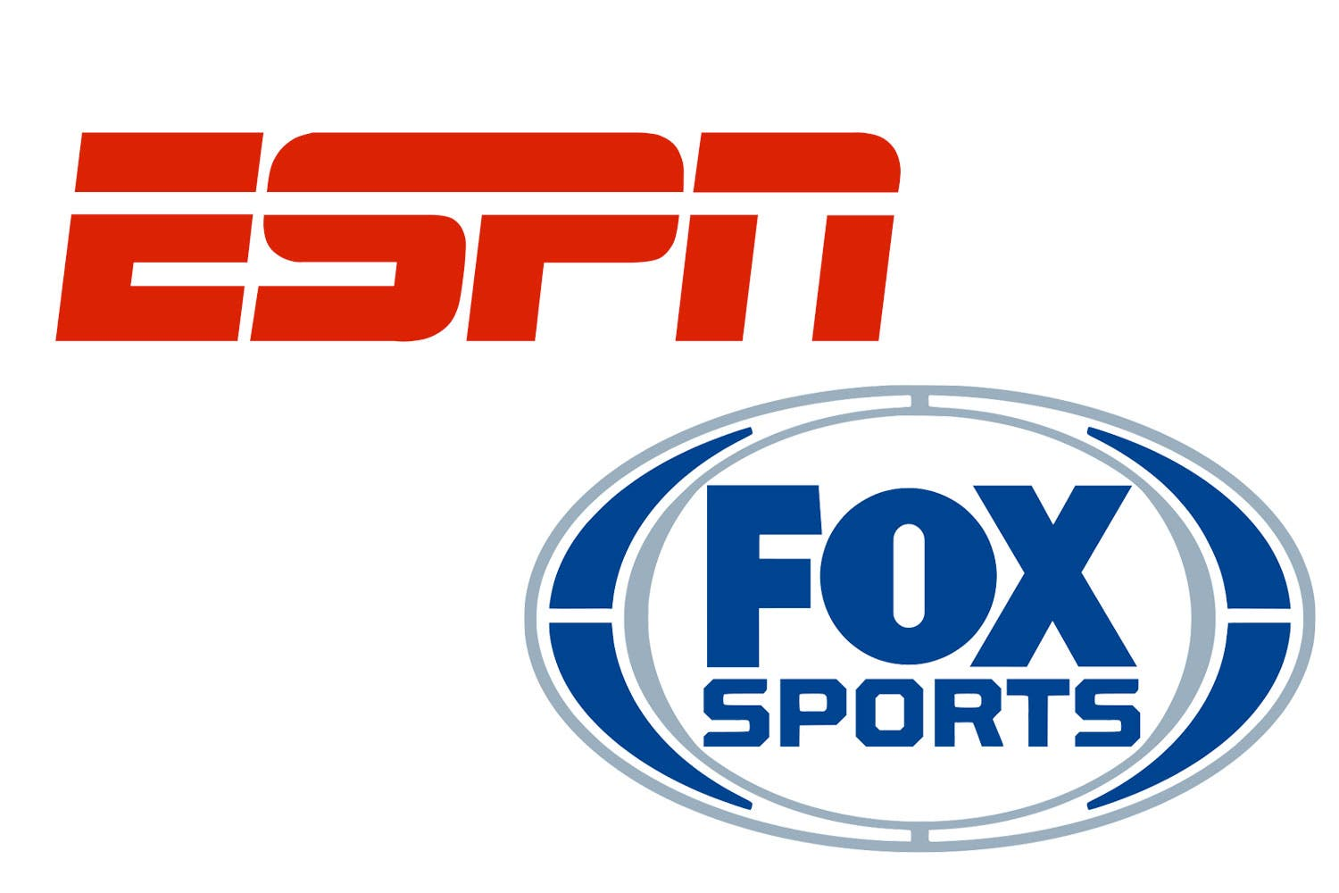 ESPN y Fox Sports suspenden transmisiones en vivo