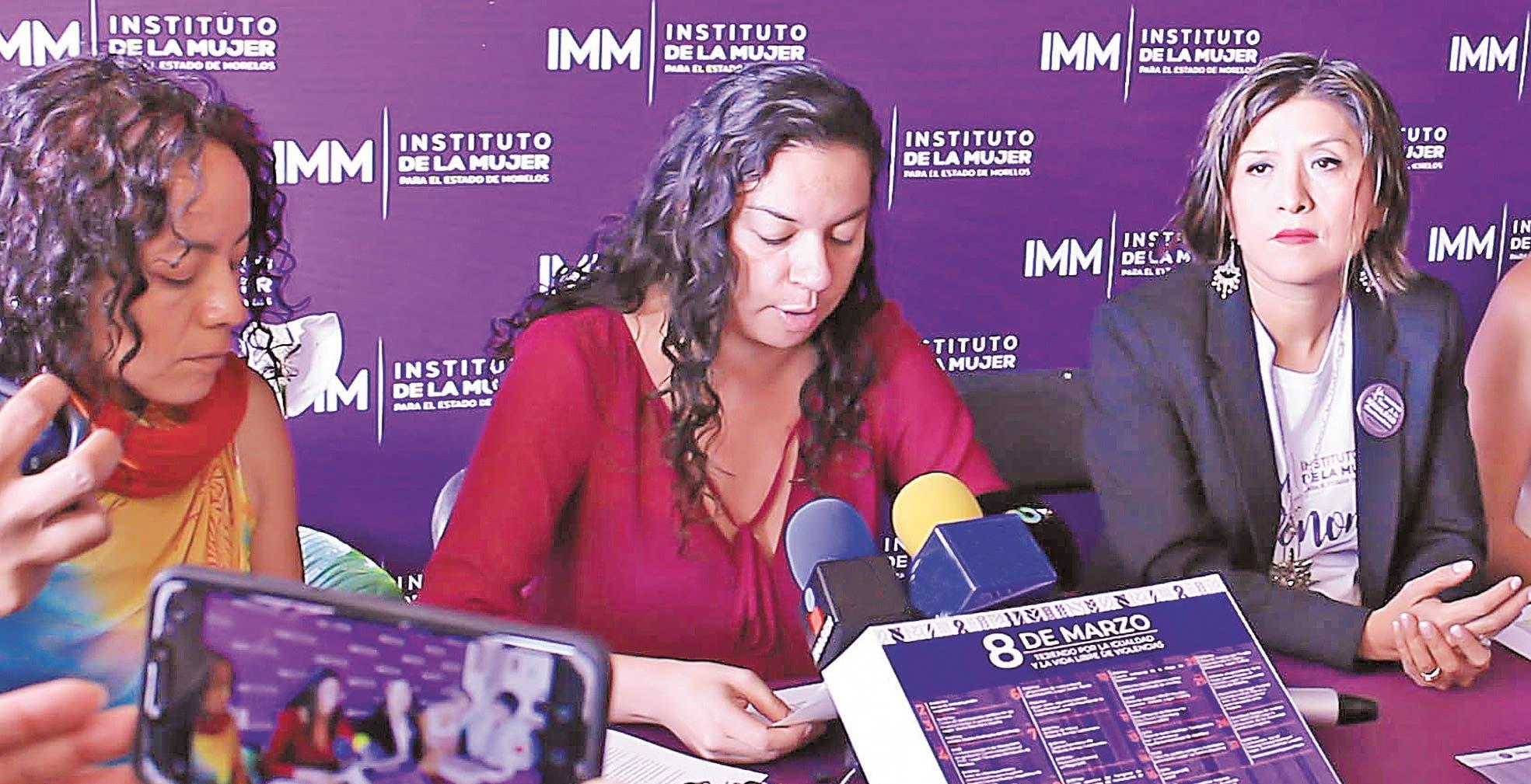 ANUNCIAN MANIFESTACIONES, TALLERES, CONFERENCIAS EN TORNO AL DÍA DE LA MUJER