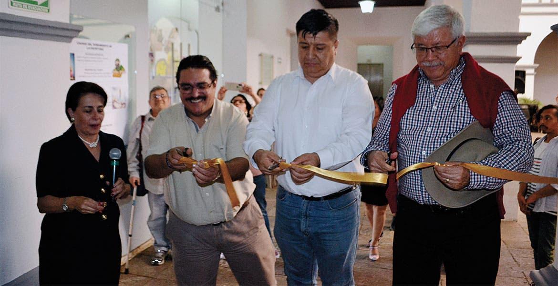 """Inauguraron la exposición """"La Historia de la Escritura"""" en el Museo de la Ciudad"""