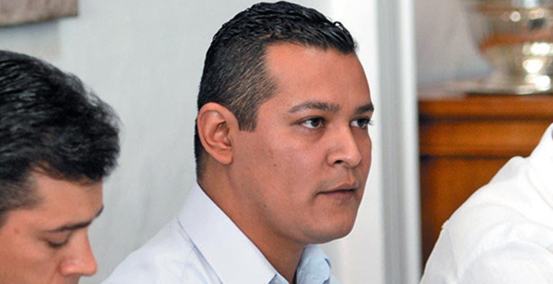 Edgar Márquez Ortega, director de Atención a la Diversidad Sexual.