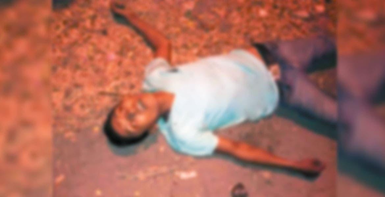 Erick Melo Mendoza, de 18 años, con domicilio en el poblado de Atlacholoaya, en Xochitepec, fue asesinado de cinco balazos