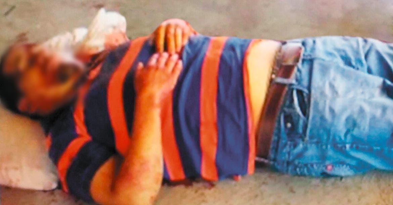 Crimen. Jonathan Paredes Prado fue asesinado de dos balazos en la entrada a una cocina económica en el poblado El Rodeo, de Miacatlán.