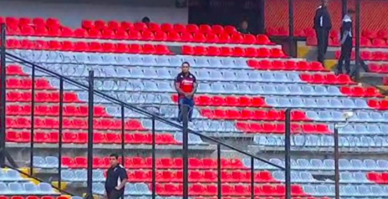 Encuentran al fan de Xolos que en solitario los apoyó contra Querétaro