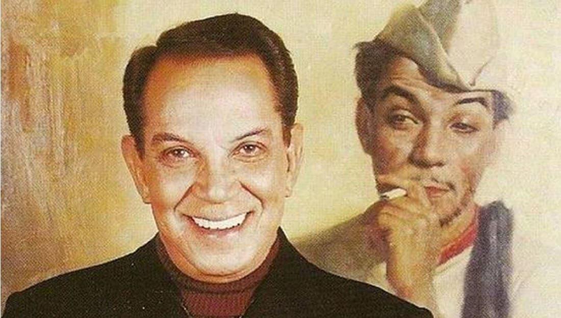"""Mario Moreno """"Cantinflas"""" cumpliría 109 años"""