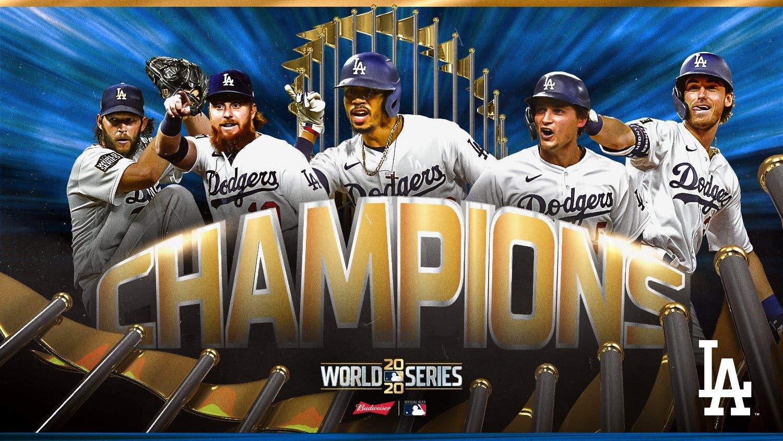 Gracias a Urías y González, Dodgers de LA obtienen la Serie Mundial de Beisbol