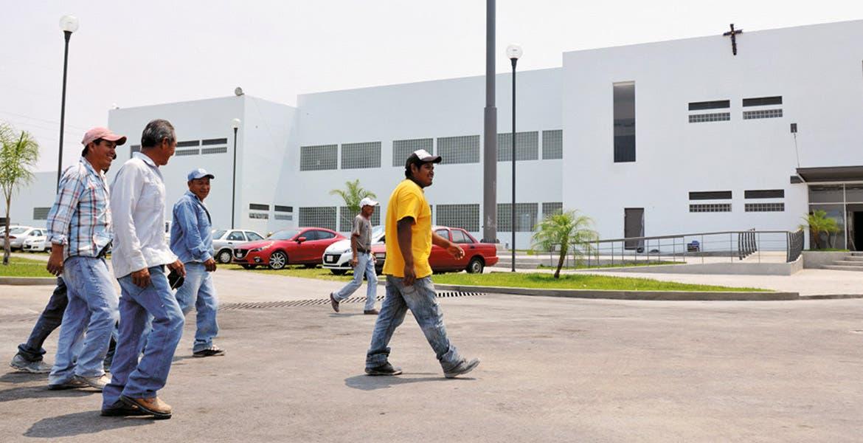 Construcciones como la de la Fiscalía General del Estado promueven el dinamismo laboral en la entidad.