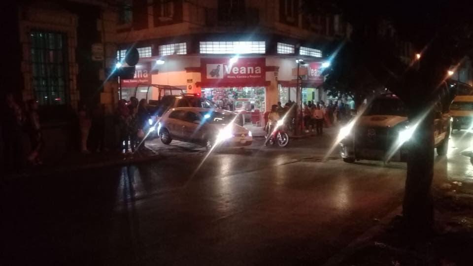 En pleno centro de Cuernavaca, matan a policía vial tras asalto auna tienda