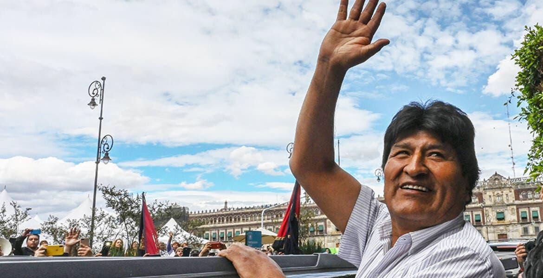 Evo Morales se va de México, pretende mudarse en Argentina