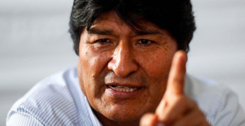 Ordenan detener por terrorismo a Evo Morales