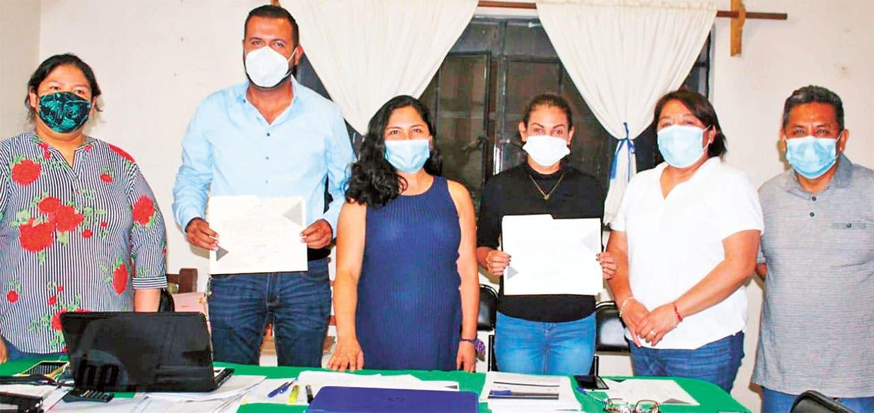 Consigue Celso Nieto la reelección en Coatlán del R...